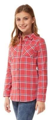 Dex Girl's Plaid Shirt