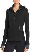 adidas by Stella McCartney Climaheat Fleece Zip Jacket