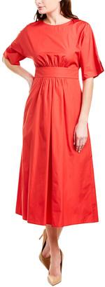 Max Mara A-Line Dress