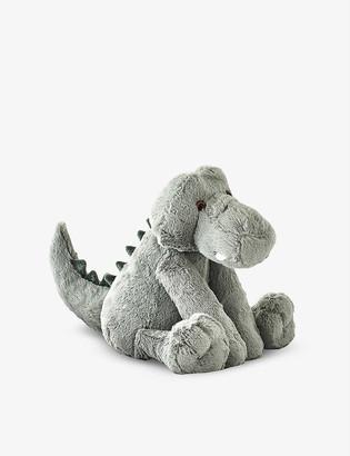The Little White Company Crackles Crocodile medium soft toy 25cm