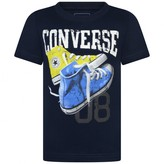 Converse ConverseNavy Trainers Print Top