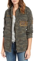 Willow & Clay Women's Military Jacket