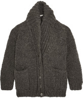 Mes Demoiselles Watford Knitted Cardigan - Charcoal