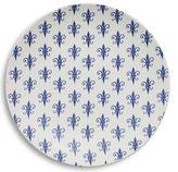 Sur La Table Fleur De Lys Salad Plate