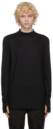 Post Archive Faction (PAF) Post Archive Faction PAF Black 3.1 Right Long Sleeve T-Shirt