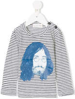 Simple John Lennon print T-shirt