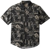 Quiksilver Waterman's Seagate Short Sleeve Shirt 8133654