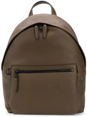 Mulberry Zipped Backpack