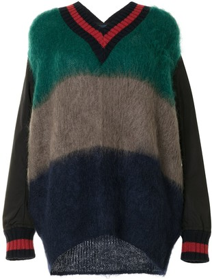 Kolor Oversized Knitted Jumper