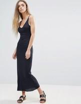 Brave Soul Maxi Vest Dress