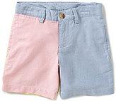 Ralph Lauren Little Boys 2T-7 Patchwork Shorts