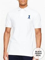 Hackett Classic Logo Short Sleeve Polo Shirt