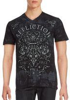 Affliction Dark Consequence Short Sleeve T-Shirt