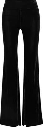 Maggie Marilyn Rule Breaker Velvet Flared Pants