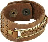 Leather Rock B770 Bracelet