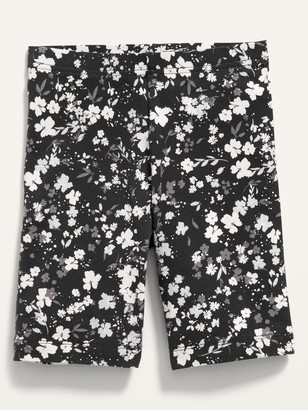 Old Navy Built-In Tough Printed Bike Shorts for Girls