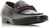 Dune London Sur Snaffle Trim Loafers