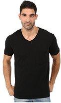 7 For All Mankind Men's Short-Sleeve V-Neck T-Shirt