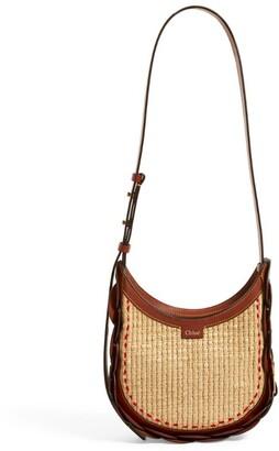 Chloé Small Woven Darryl Cross-Body Bag