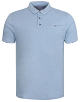 George Textured Polo Shirt