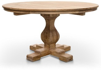 Calibre Furniture Boston Round Dining Table 140cm
