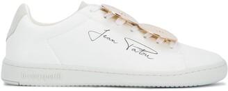 Patou Jewellery signature print sneakers