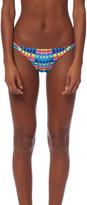 Mara Hoffman Double Spaghetti Side Bikini Bottom