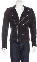 BLK DNM Suede Moto Jacket
