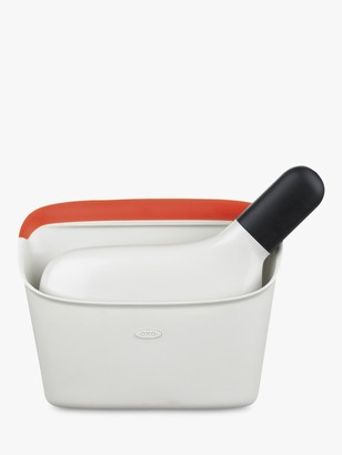 OXO Good Grips Compact Dustpan and Brush Set