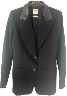 Hermes Black Wool Jacket for Women