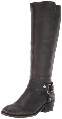 Frye Women's Carson Harness Tall Western Boot
