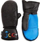 Rossignol Rossibnol JC de Castelbajac Mechani Leather Ski Mittens