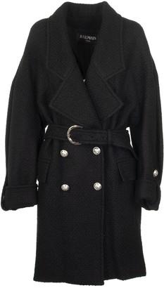 Balmain Black Coat