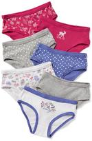 Old Navy Bikini Underwear 7-Pack for Toddler