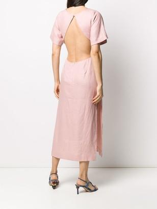 Cult Gaia Maya cut-out dress