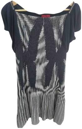 Vivienne Tam Black Cotton Dress for Women