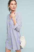 Velvet by Graham & Spencer Noso Striped Shirtdress