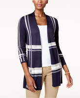 lightweight navy cardigan - ShopStyle