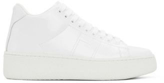 Maison Margiela White Game Set Match Sneakers