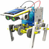 Asstd National Brand Owi 14In1 Solar Robot