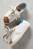 D.A.T.E Hill Low Leopard Sneakers