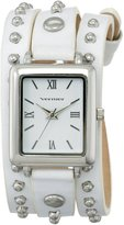 Vernier Women's VNR11154WT Analog Display Japanese Quartz Watch