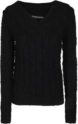Dolce & Gabbana V-Neck Knit Sweater