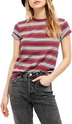 BDG Stripe Boyfriend T-Shirt