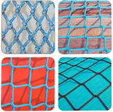 Ella Doran Rope Coasters - Set of 4