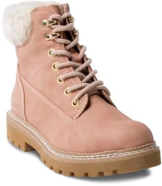 Steve Madden Astrix Combat Boots