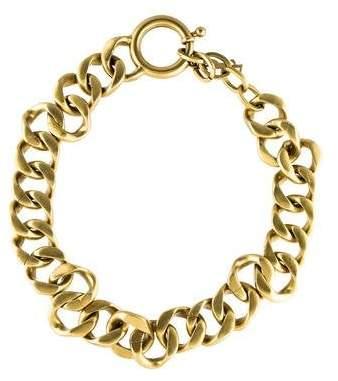d58a82d8571 Curb Chain Necklace - ShopStyle