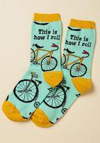 ModCloth Mobile Operandi Socks