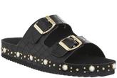 Office Superstar Studded Sandals