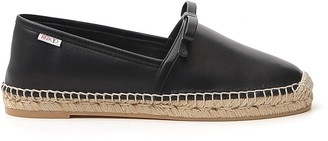 RED Valentino Bow Detail Espadrilles